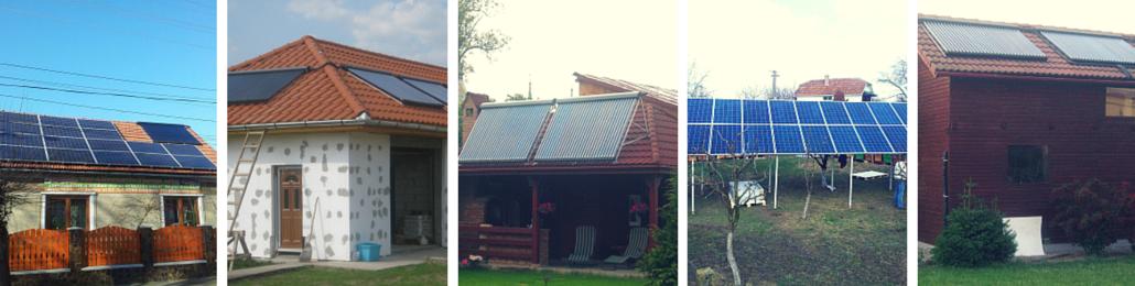 panouri solare fotovoltaice baia mare
