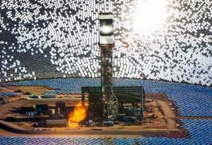 ivanpah panouri solare fotovoltaice
