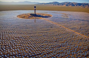 ivanpah parc solar fotovoltaic