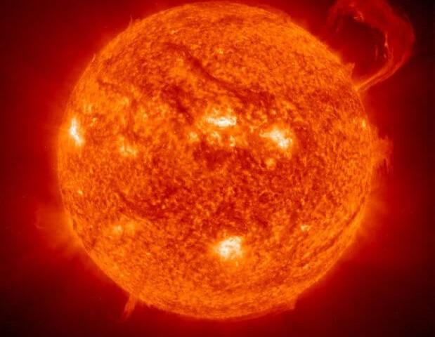energia soarelui