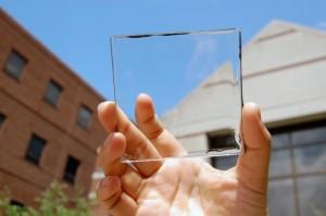 panou solar sticla fereastra