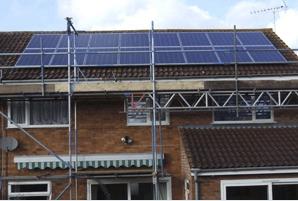 Panouri solare instalare