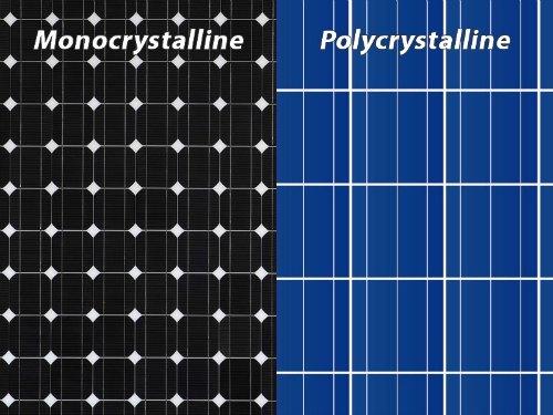 panouri solare fotovoltaice monocristaline