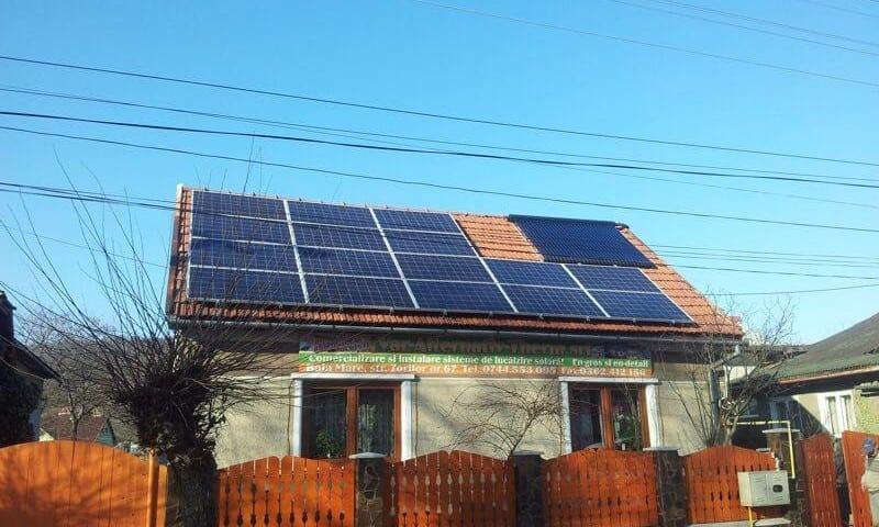 Casa-Baia-Mare-panouri-solare-termice