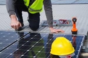 instalare panouri solare fotovoltaice