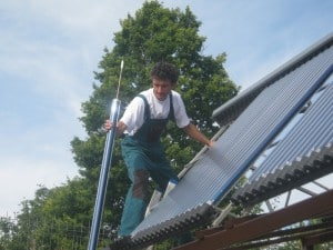 panouri solare referinte