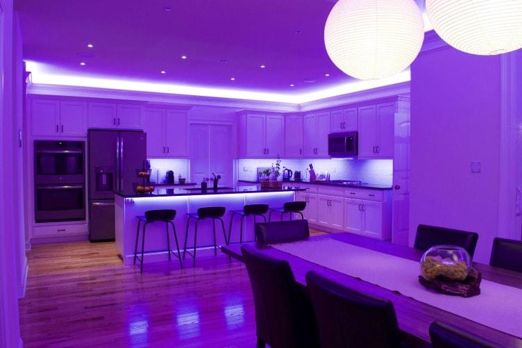 Lumini casa inteligenta loxone