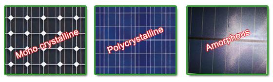 tipuri celule fotovoltaice