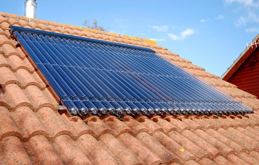 Energie solara termica