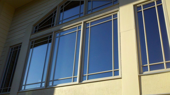 Sticlă de vid pentru ferestre
