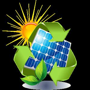 panouri solare reciclare