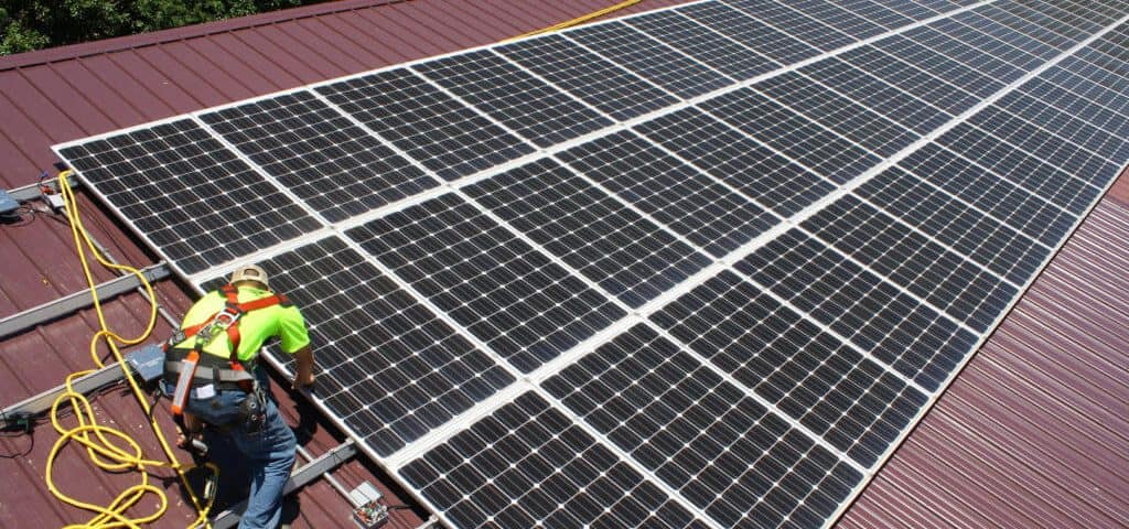 marime panouri solare