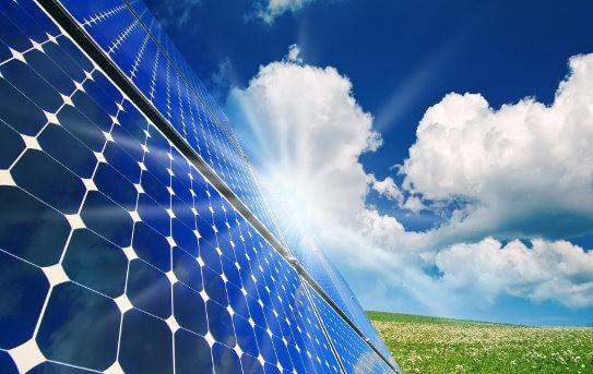 istoric panou solar
